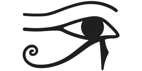 ¡Ojo de Horus, el ojo que todo lo ve! ¡Descubre el significado aquí!