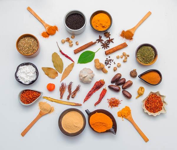 mezcla de curry
