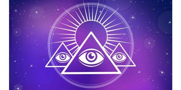 pirámide del ojo de horus