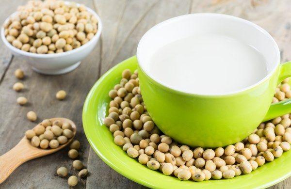 Latte de soja 2