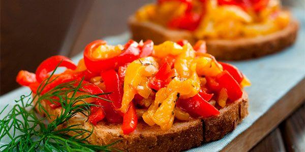 bruschetta pepper