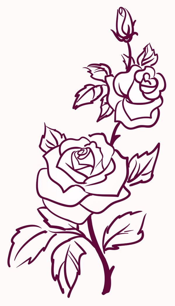 tatuaje de rosas