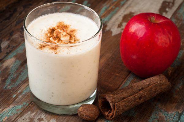 agua desintoxicación manzana canela