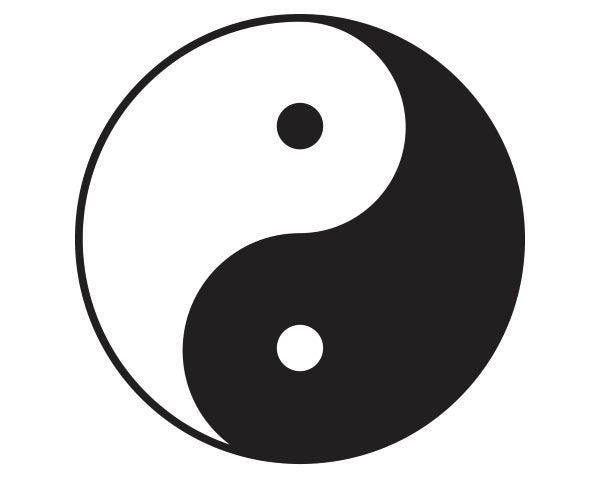 """yin """"ancho ="""" 600 """"altura ="""" 477 """"srcset ="""" https://www.greenme.com/wp-content/uploads/2019/09/yin.jpg 600w, https: //www.greenme. com / wp-content / uploads / 2019/09 / yin-300x239.jpg 300w """"datos-tamaños ="""" (ancho máximo: 600px) 100vw, 600px """"></p> <p>El antiguo símbolo chino relacionado con el TAO (Todo), el Universo y la Creación está formado por un círculo con dos partes opuestas que se fusionan y representan la dualidad y la complementariedad entre el impulso vital femenino y masculino, por lo tanto, el parte blanca Yang (macho) y parte negra Yin (hembra).</p> <p>Yin está asociado con cualidades femeninas como: intuición, emoción, receptividad y sensibilidad.  </p> <h3><span class="""