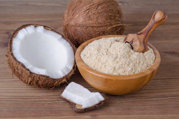 8 recetas rápidas y fáciles de harina de coco baja en carbohidratos