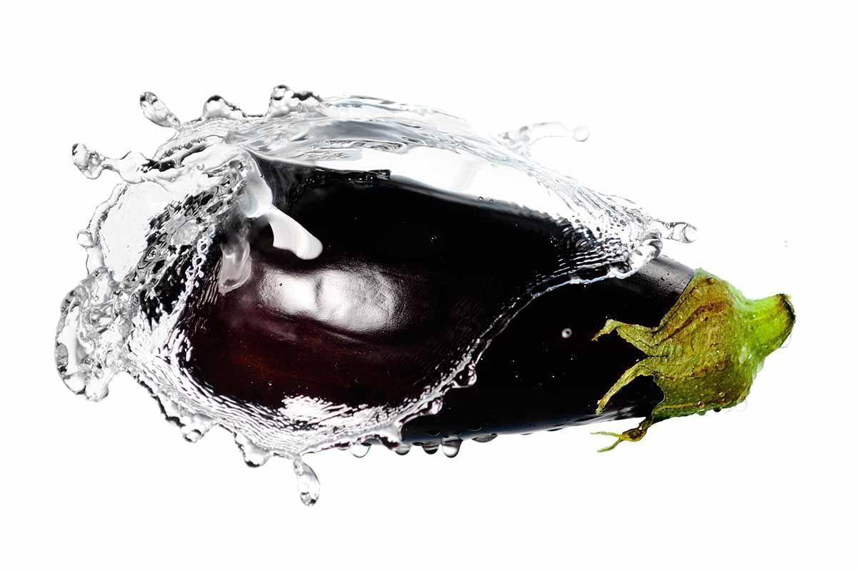Agua de berenjena: cómo hacerlo y por qué es bueno