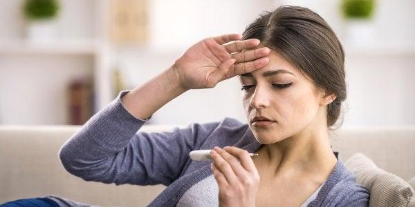 Cómo bajar la fiebre RÁPIDAMENTE Y NATURALMENTE