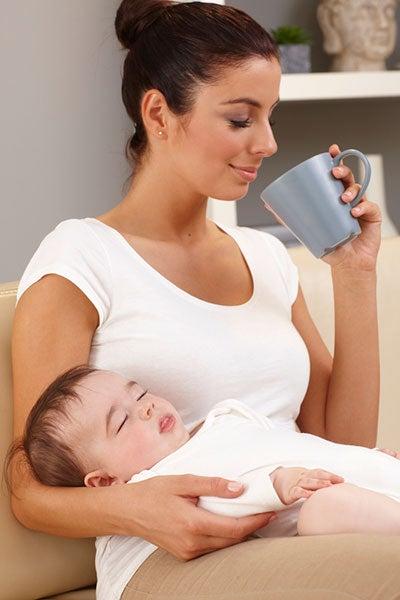 cha leche materna