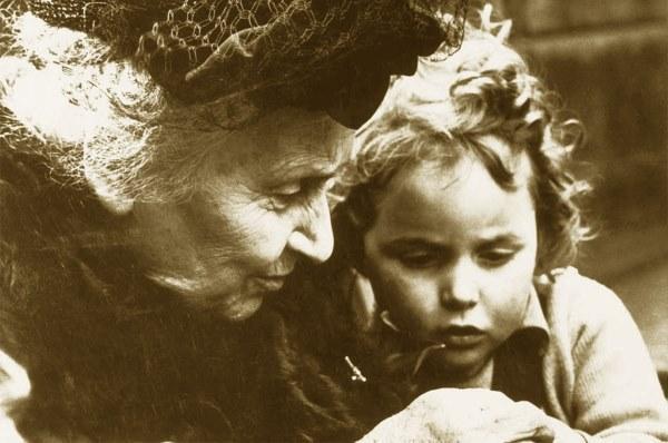 El fantástico método de Maria Montessori: el niño trabajador no funciona