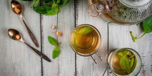 El té de albahaca tiene beneficios sorprendentes. ¡Mira cómo hacerlo!