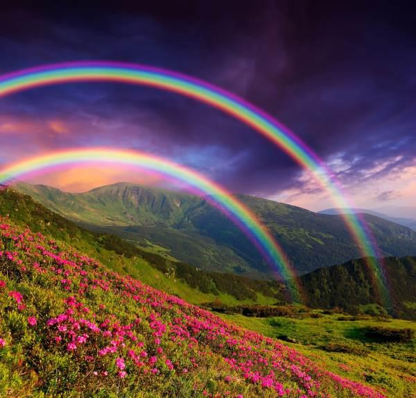 leyenda del arco iris 2