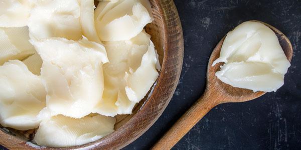 Manteca de cerdo engorde, malo y colesterol